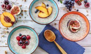 Desayunos porridge